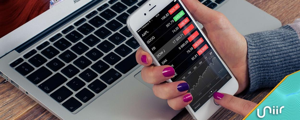 Uniir - gestão de dados dos celulares
