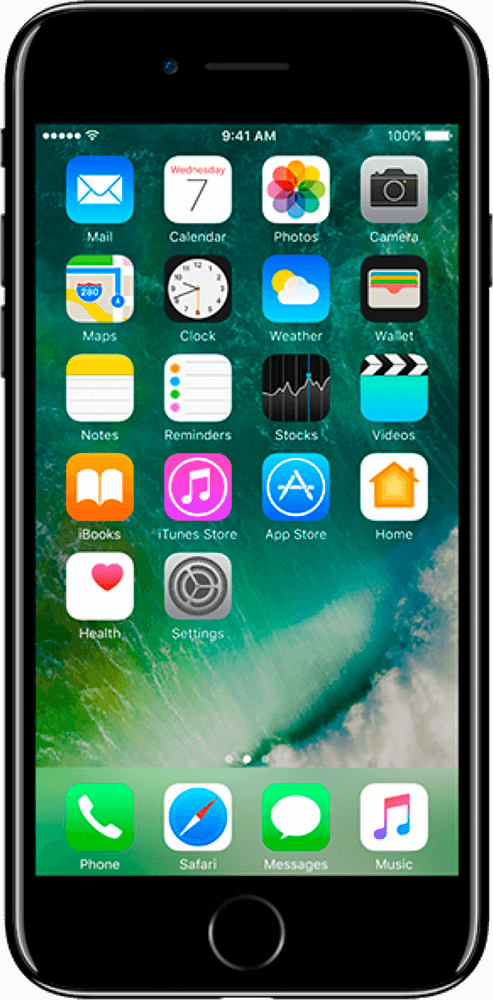 aluguel apple iphone 7