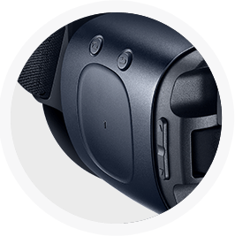 Samsung gear vr touchpad